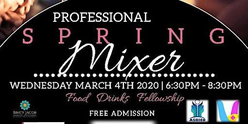 GB Spring Mixer