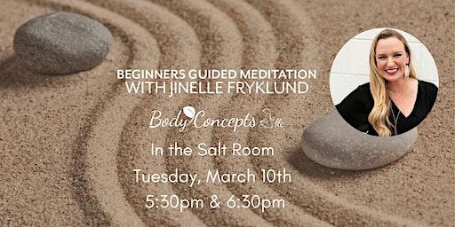 Salt Room Mediation
