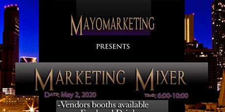 Marketing Mixer tickets