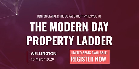 QT: The Modern Day Property Ladder tickets