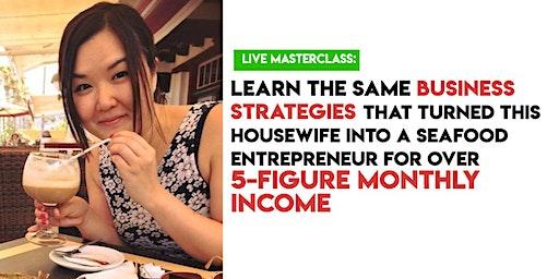 Entrepreneur Masterclass for Beginners to Intermediates