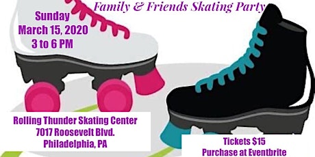 Team Journey's Family & Friends Skating Party tickets