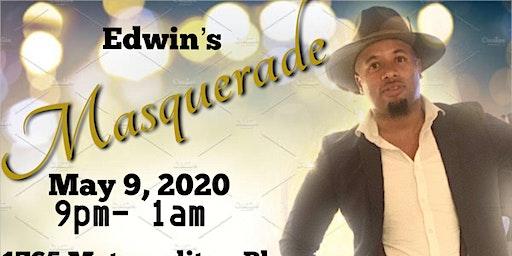 Edwin's Masquerade Birthday Party