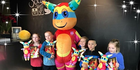 CHILDREN'S EASTER PARTY with PRECIOUS PINATA® MASCOT!  tickets
