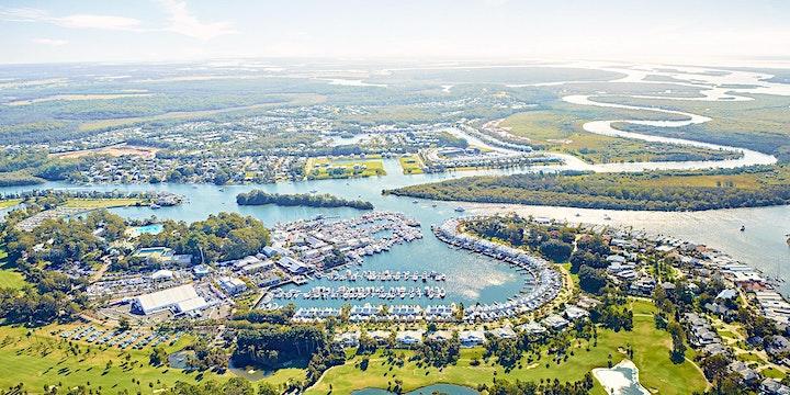 Sanctuary Cove International Boat Show 2021 image