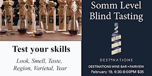 Sommelier Level Wine Tasting Class 2/19