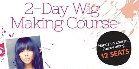 2-Day Wig Course tickets