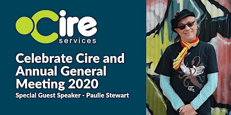 Cire Services AGM 2020 tickets