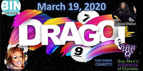 Drago March 19th- Benefiting Gay Men's Chorus of Charlotte tickets