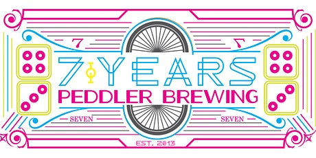 Peddler's Lucky 7 Anniversary Party tickets