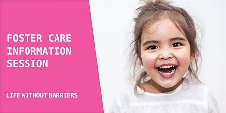 Foster Care Information Session - Cameron Park, NSW tickets