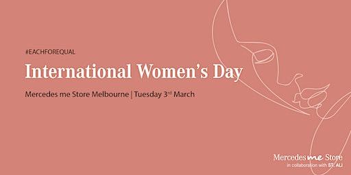 International Women's Day #EachforEqual