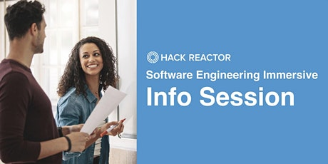 Hack Reactor Info Session tickets