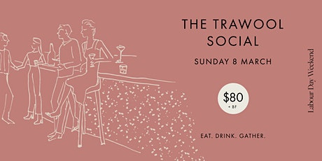The Trawool Social tickets