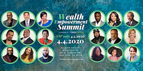 Wealth Empowerment Summit 2020 tickets