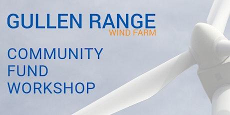 2020 Gullen Range Wind Farm Community Fund Workshop tickets