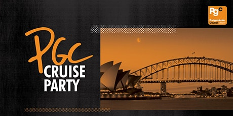 UNSW Postgrad Cruise tickets