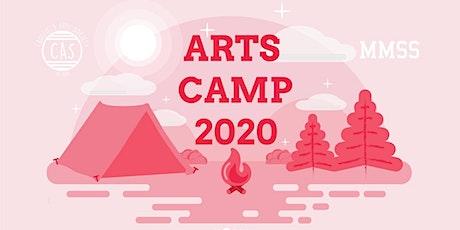 CAS Camp 2020 tickets