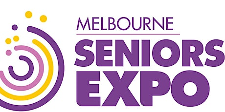 Melbourne Seniors Expo - Exhibitor Group Call tickets
