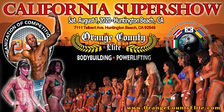 2020 California SuperShow Finals tickets