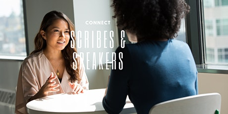Scribes & Speakers Connect tickets