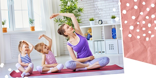 Mommy and Me Yoga Event