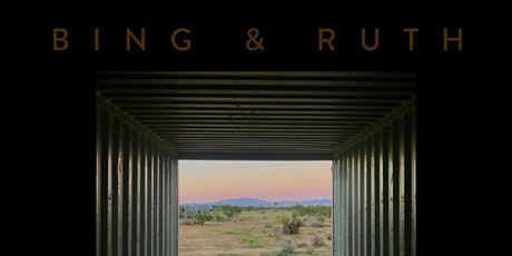 Bing & Ruth- 6/25- Marble Bar tickets