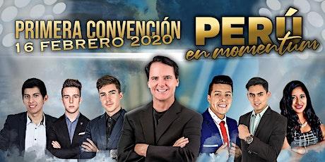 CONVENCIÓN 16 FEBRERO LIMA entradas