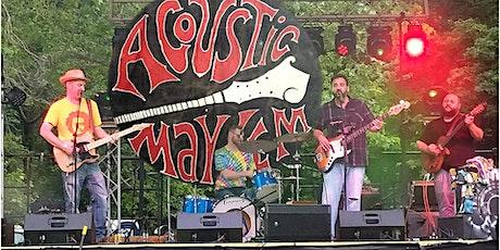 Acoustic Mayhem - Original Folk / Country / Americana + Crosby, Stills, Nash + Young set tickets