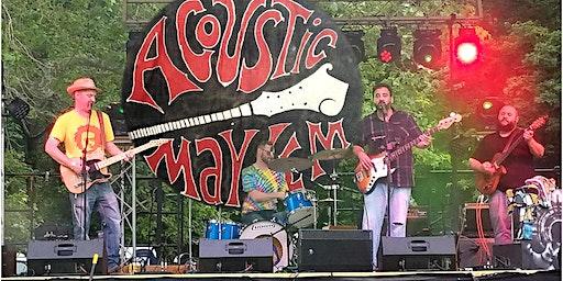 Acoustic Mayhem - Original Folk / Country / Americana + Crosby, Stills, Nash + Young set