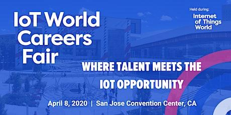 IoT World Careers Fair tickets
