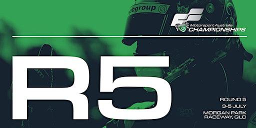 Shannons Motorsport Australia Championships — Morgan Park