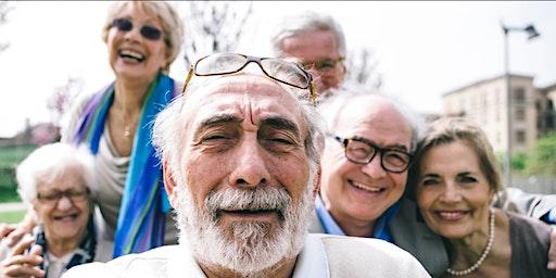 Seniors Cultural Dance for the NSW Senior festival