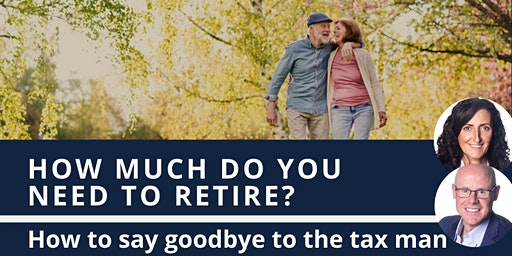 How to say goodbye to the tax man
