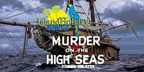 Mystery on the High Seas