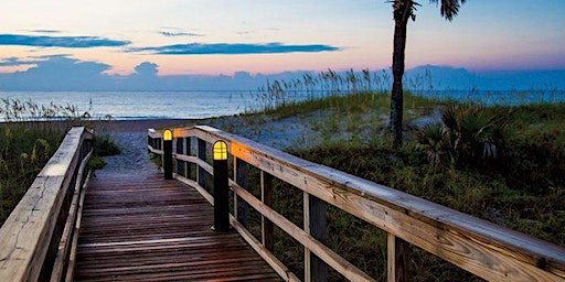Happy Hour: To Learn About the Future of the Beaches on Amelia Island