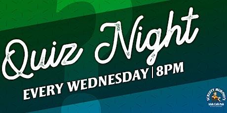 SM- Quiz Night tickets