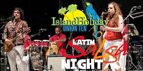 LATIN SALSA NIGHT by Sugar Heat