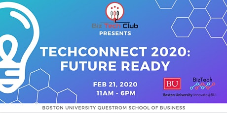 BU TechConnect 2020: Future Ready tickets