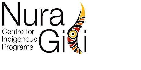 Nura Gili Research Seminar - Innez Haua - Friday 13 March 2020 tickets