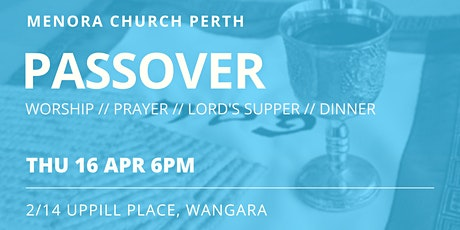 Passover Dinner with Dr Natanael Costea tickets