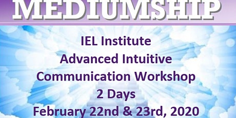 IEL Advance Intuitive Communication Workshop tickets