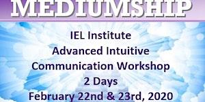 IEL Advance Intuitive Communication Workshop