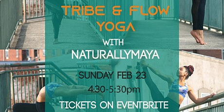 Tribe and Flow Yoga tickets
