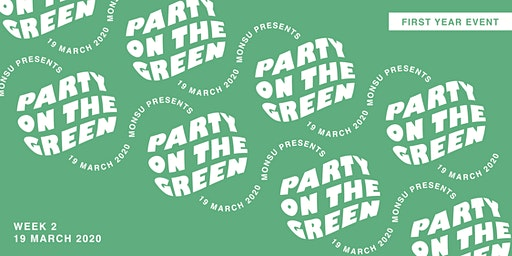 MONSU Caulfield Party on the Green