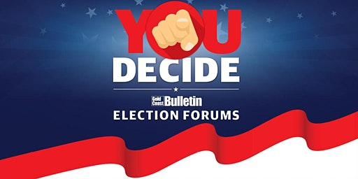 Gold Coast Bulletin Council Election Forum - Divisions 1, 2 & 3
