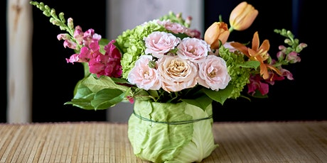 Mother's Day Flower Arranging  Event tickets
