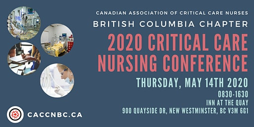 CACCN BC Chapter 2020 Critical Care Nursing Conference & AGM
