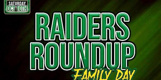 Raider Roundup