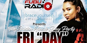 FUBU Radio Friday Day Party at BLACKFINN in The Epicent...